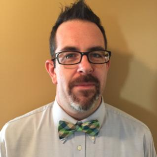 Andrew Stacey, Solutions Architect